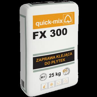 Клей для плитки quick-mix FX 300