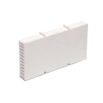 Вентиляционная коробочка NOVA белая