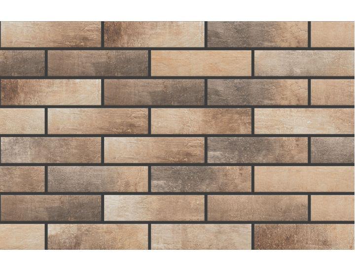 Клинкерная плитка Cerrad Loft Brick ELEWACJA MASALA