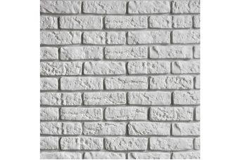 Декоративный кирпич Loft Brick white