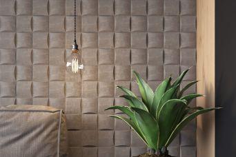 Декоративный камень Stone Master Pillow Stone graphite