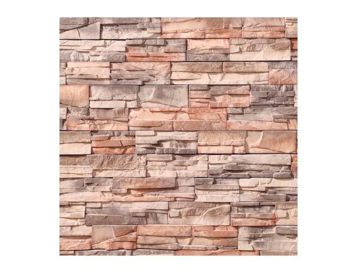 Фасадная плитка Roma earth brown