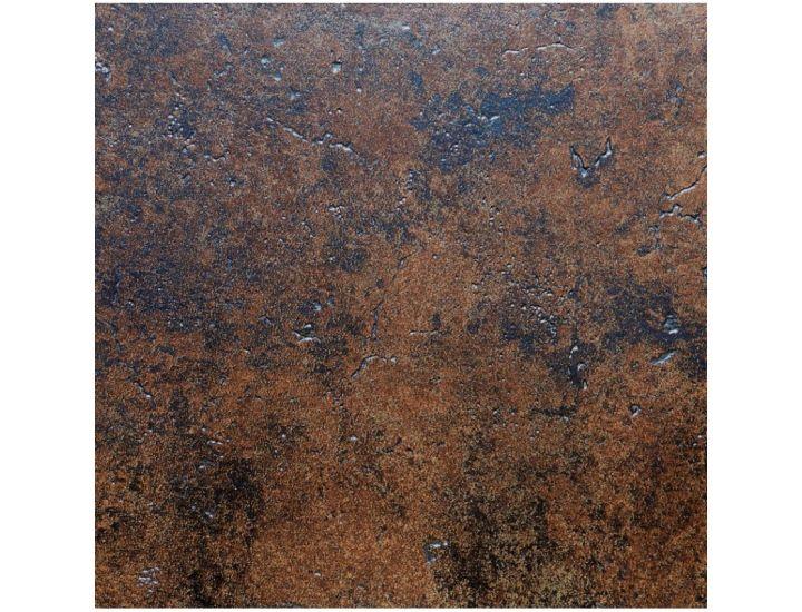 Клинкерная напольная плитка Exagres Metalica CHERRY