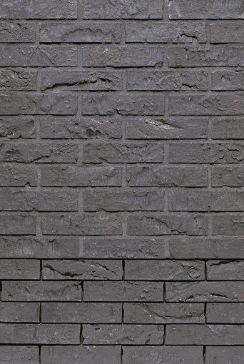 Клинкерный кирпич Briliant Zwart Impression