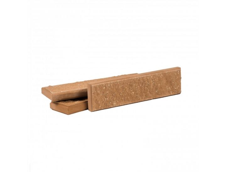 Фасадная плитка Рубелэко фактурная латте