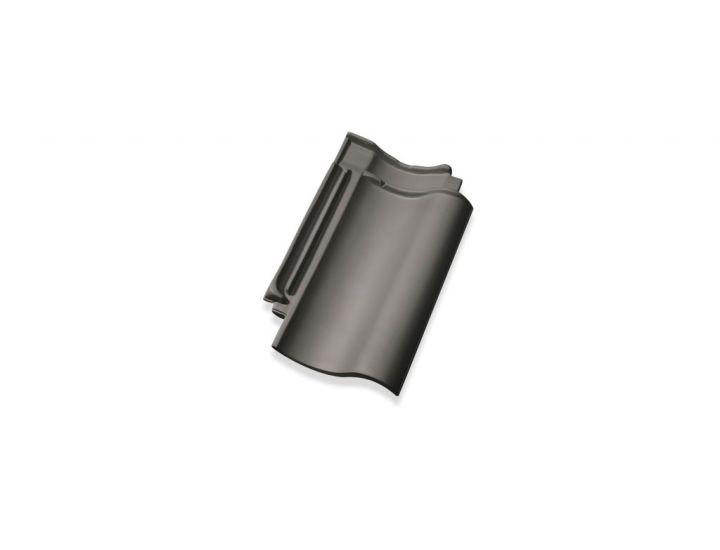 Керамическая черепица Jacobi Z5 темно-серый
