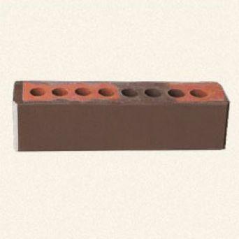 Белоцерковский кирпич ТМ «БЦ цегла» половинка(брусок) Флеш (вишневый)