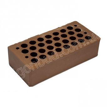 Керамический кирпич БЦ Цегла коричневый