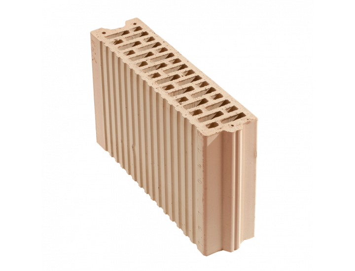 Керамический блок поризованный Кератерм 10 Кузьминецкий