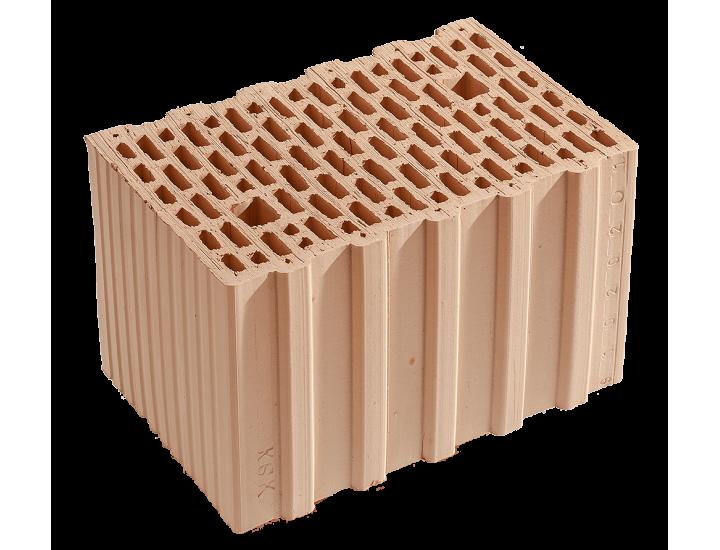 Керамический блок поризованный Кератерм 38 Кузьминецкий