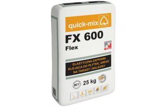 Клей для плитки quick-mix FX 600 Flex