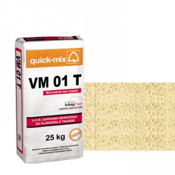 Кладочная смесь quick-mix VM 01 T бежевый
