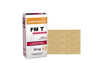 Шовный раствор quick-mix FM T песочный