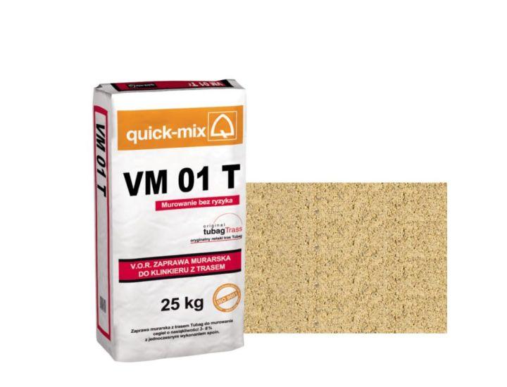 Кладочная смесь quick-mix VM 01 T песочный