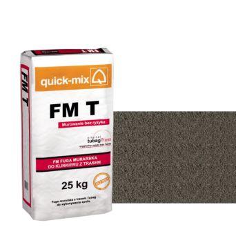 Шовный раствор quick-mix FM T графитовый