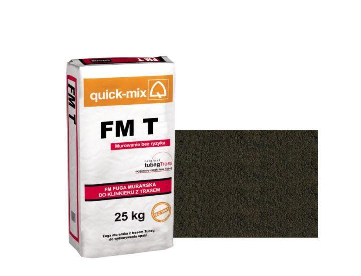 Шовный раствор quick-mix FM T черный