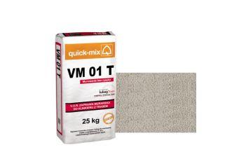 Кладочная смесь quick-mix VM 01 T стальной