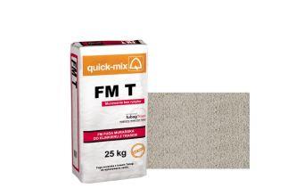 Шовный раствор quick-mix FM T стальной