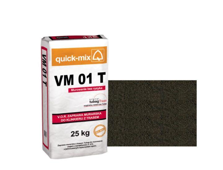 Кладочная смесь quick-mix VM 01 T черный