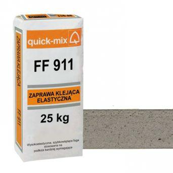 Затирочная смесь quick-mix FF 911 серый