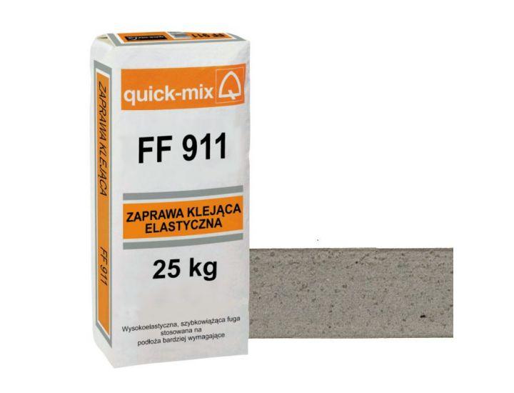 Раствор для затирки швов quick-mix FF 911 серый