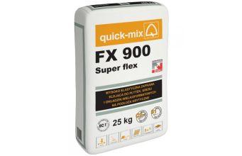 Клей для плитки высокоэластичный quick-mix FX 900 Super flex