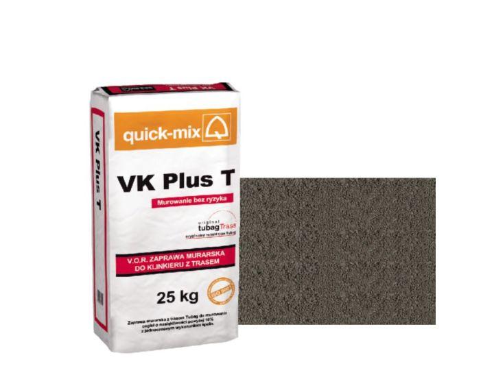 Кладочная смесь quick-mix VK plus T графитовый