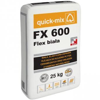 Клей для плитки quick-mix FX 600 Flex белый