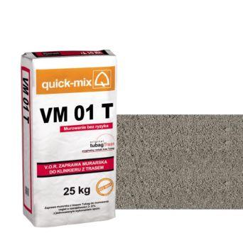 Кладочная смесь quick-mix VM 01 T серый