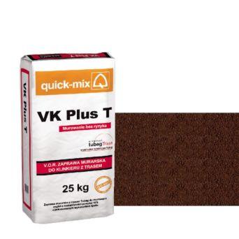 Кладочная смесь quick-mix VK plus T коричневый