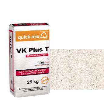 Кладочная смесь quick-mix VK plus T белый