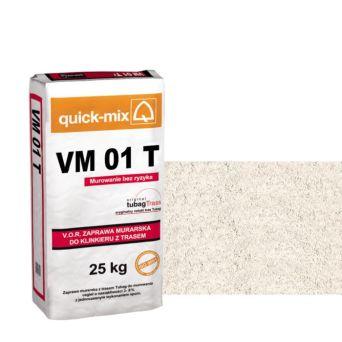 Кладочная смесь quick-mix VM 01 T белый