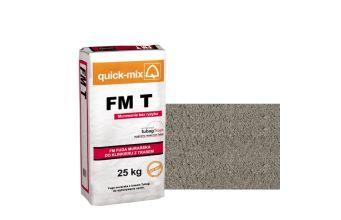 Шовный раствор quick-mix FM T серый