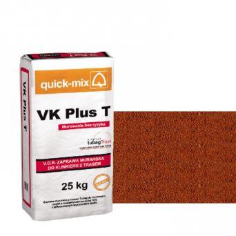 Кладочная смесь quick-mix VK plus T кирпичный