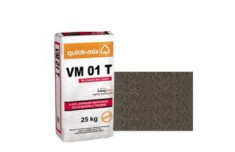 Кладочная смесь quick-mix VM 01 T графитовый