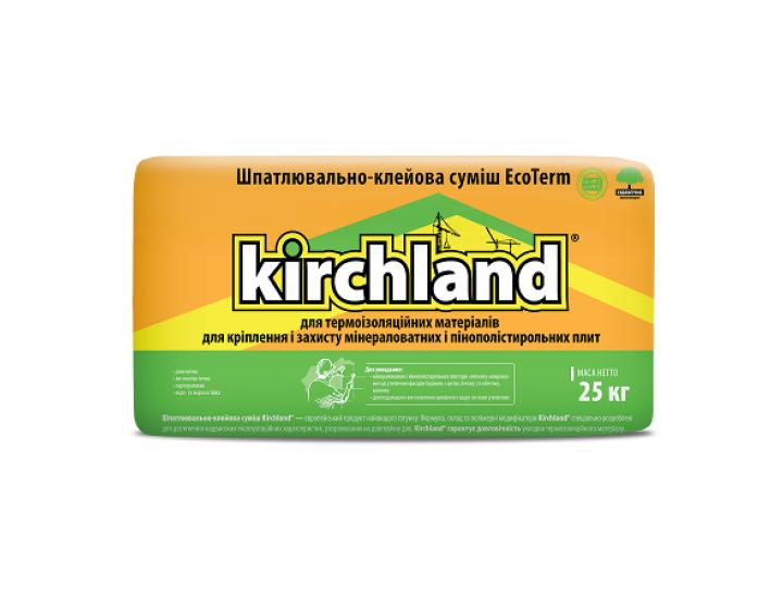 Штукатурно-клеевая смесь Kirchland EcoTerm