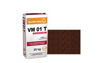 Кладочная смесь quick-mix VM 01 T коричневый