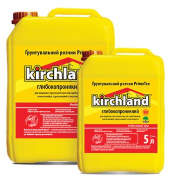 Грунтующий раствор Kirchland PrimeTex