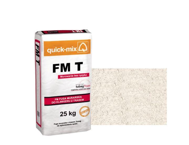 Шовный раствор quick-mix FM T белый