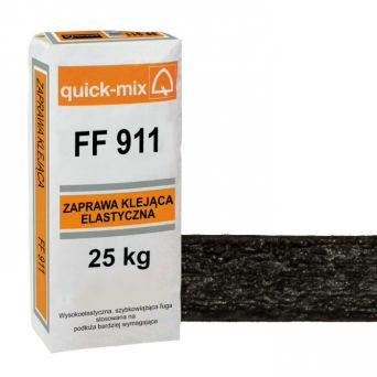Затирочная смесь quick-mix FF 911 антрацит