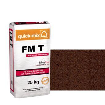 Шовный раствор quick-mix FM T коричневый