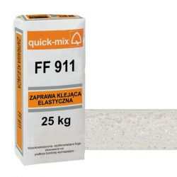 Затирочная смесь quick-mix FF 911 серебристо-серый