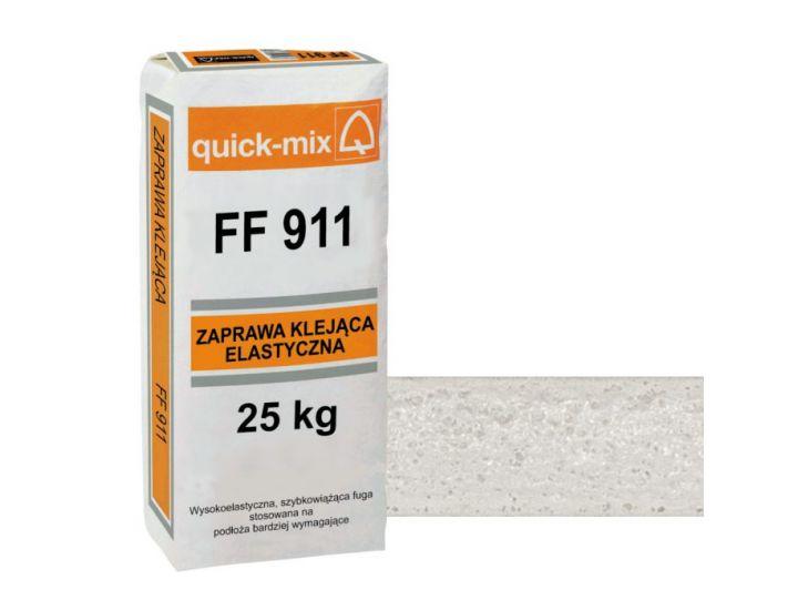 Затирочная смесь quick-mix FF 911 серебристо-серый (5 кг)