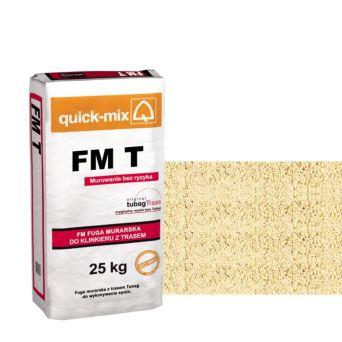 Шовный раствор quick-mix FM T бежевый