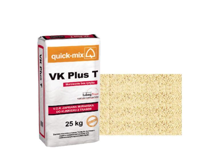 Кладочная смесь quick-mix VK plus T бежевый