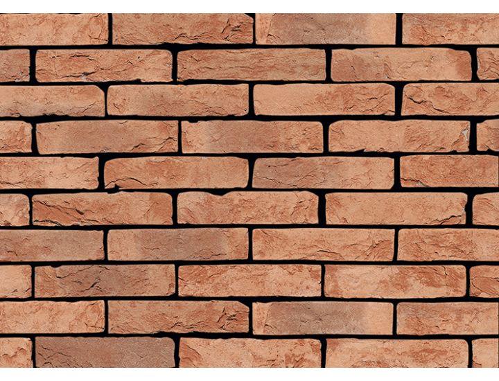 Фасадная плитка ручной формовки 304 Terra Cotta
