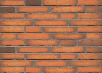 Клинкерная плитка Feldhaus Klinker R758 LDF vascu terracotta calino