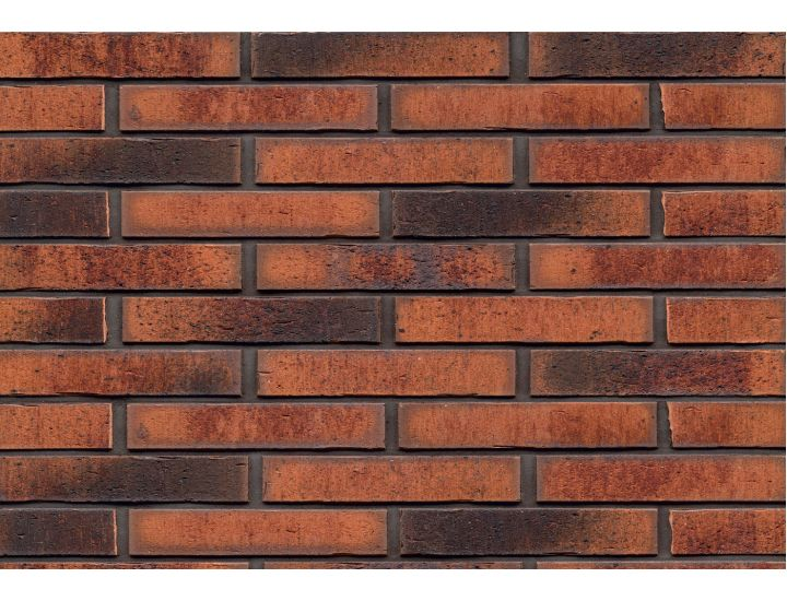 Клинкерная плитка Feldhaus Klinker R767 LDF vascu terracotta locata