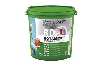 Быстрая однокомпонентная гидроизоляция Botament RD 1 Universal