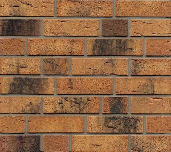 Клинкерная плитка Feldhaus Klinker R286 nolani rustico carbo